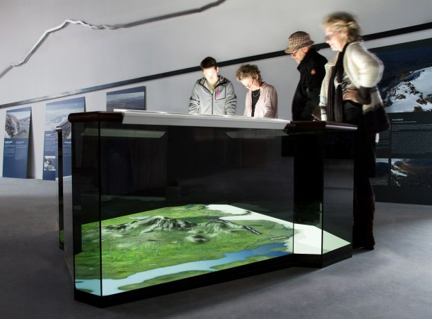 Artcom Living Cartography Interactive Map Vatnajoekull Visitors
