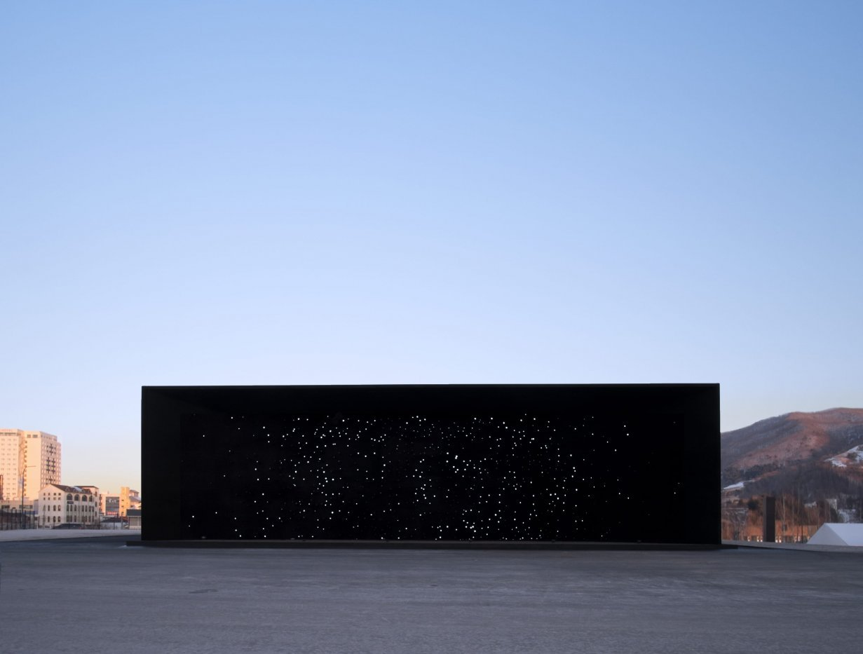 Stefan Helling Iart Hyundai Olympic Pavilion Media Facade