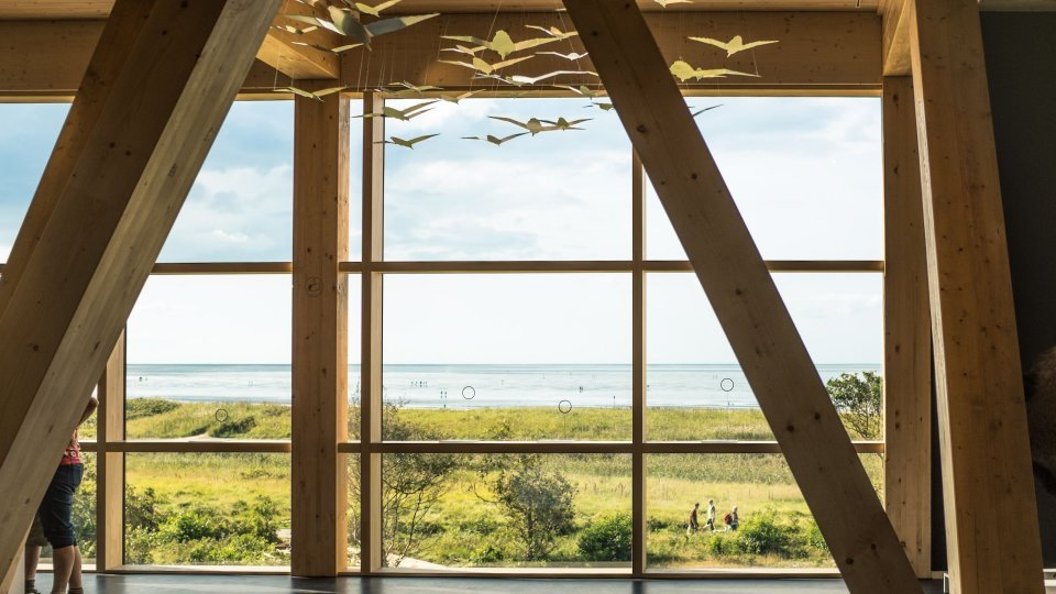 Stefan Helling Thegreeneyl Wadden Sea Visitor Center Sea View