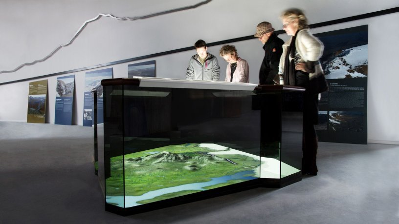 Stefan Helling Artcom Living Cartography Interactive Map Vatnajoekull Visitors