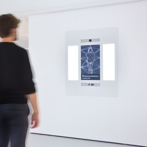 Stefan Helling Thegreeneyl Zeiss Museum Of Optics Light Interactive Mirror Visitor